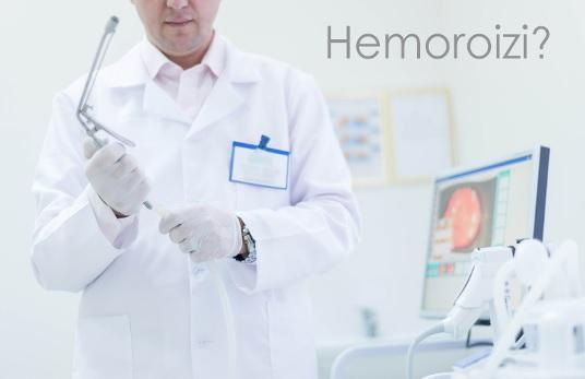 Tratament pentru hemoroizi la Proctoline